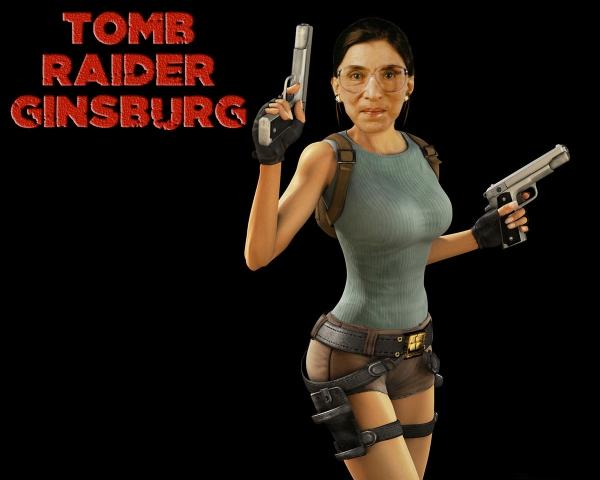 2015 - Tomb Raider Ginsburg