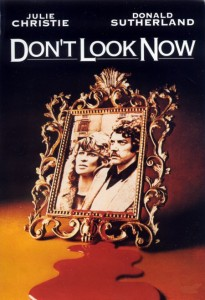 Don't Look Now 1973 movie poster